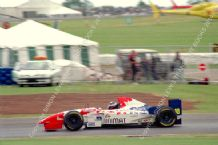 "ARROWS FA16 Taki Inoue British GP 1995 (B). 10x7"" photo"